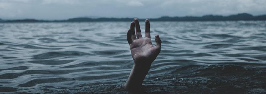 Anxiety Drowning